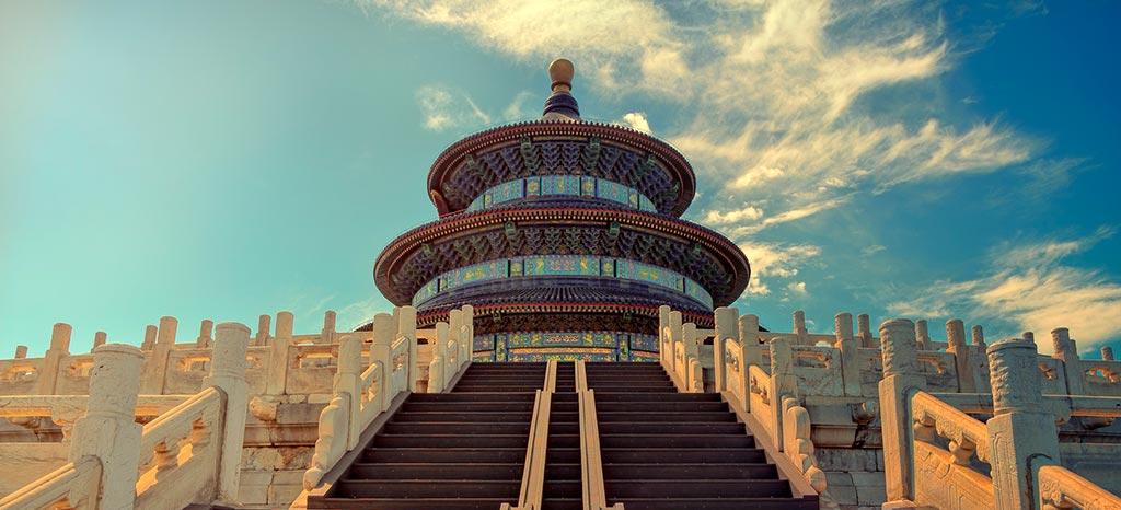 Храм Неба судьба